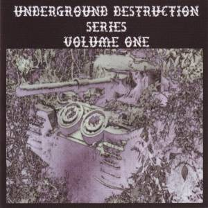 Cover - Eyes See Red: Underground Destruction Series Volume One