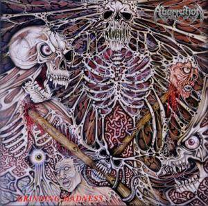 Cover - Anasarca: Aberration: Grinding Madness