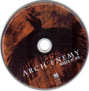 Arch Enemy: Wages Of Sin (2-CD) - Bild 3