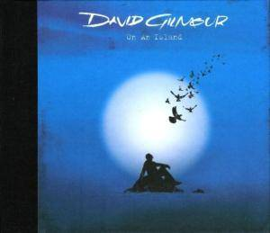 David Gilmour: On An Island - Cover