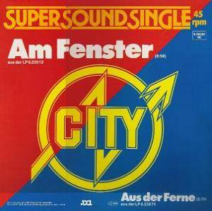 City: Am Fenster - Cover