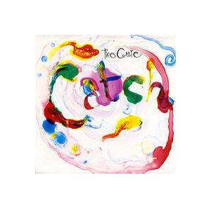 The Cure: Catch - Cover