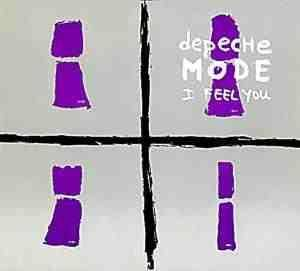 Depeche Mode: I Feel You (Single-CD) - Bild 1
