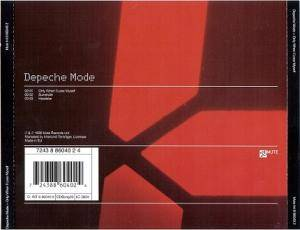 Depeche Mode: Only When I Lose Myself (Single-CD) - Bild 2