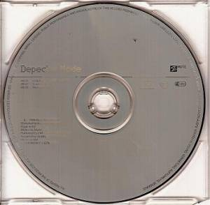 Depeche Mode: Only When I Lose Myself (Single-CD) - Bild 3