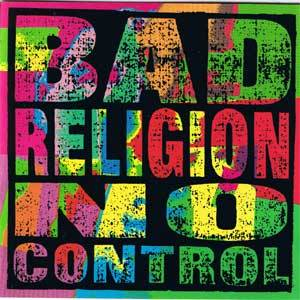 Bad Religion: No Control (CD) - Bild 1