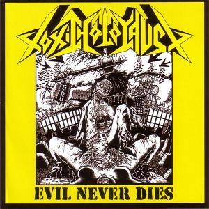 Toxic Holocaust: Evil Never Dies - Cover