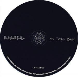 My Dying Bride: The Angel And The Dark River (CD) - Bild 7