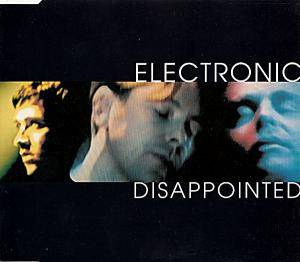 Cover - Electronic: Disappointed