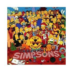 The Simpsons: Yellow Album, The - Cover