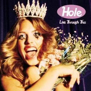 Cover - Hole: Live Through This