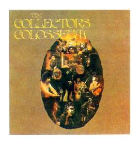 Colosseum: Collectors Colosseum, The - Cover