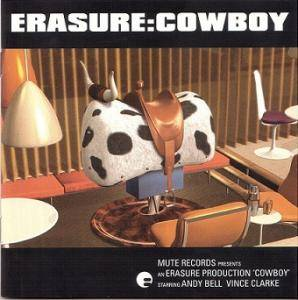 Cover - Erasure: Cowboy