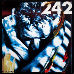 Front 242: Interception - Cover