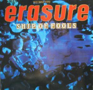 Erasure: Ship Of Fools - Cover