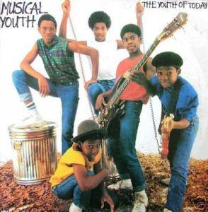 Cover - Musical Youth: Youth Of Today, The