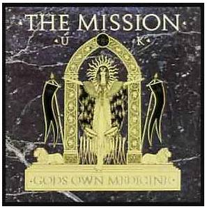 The Mission: Gods Own Medicine (LP) - Bild 1