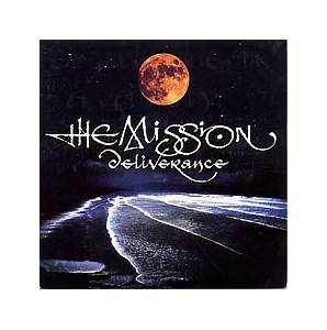 The Mission: Deliverance - Cover