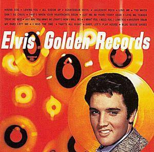 Elvis Presley: Elvis' Golden Records - Cover