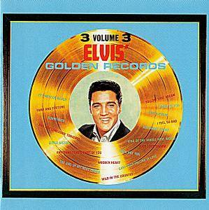Elvis Presley: Elvis' Golden Records Volume 3 - Cover