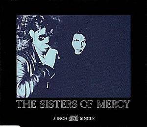 The Sisters Of Mercy: Lucretia My Reflection - Cover