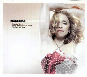 Madonna: American Pie (Single-CD) - Bild 1