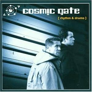 Cover - Cosmic Gate: Rhythm & Drums