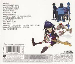 Gorillaz: Demon Days (CD) - Bild 2