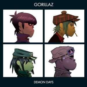 Cover - Gorillaz: Demon Days
