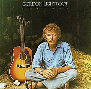 Cover - Gordon Lightfoot: Sundown