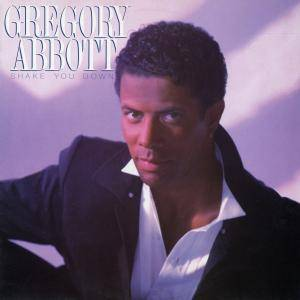 Cover - Gregory Abbott: Shake You Down