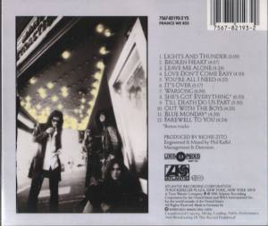 White Lion: Mane Attraction (CD) - Bild 3