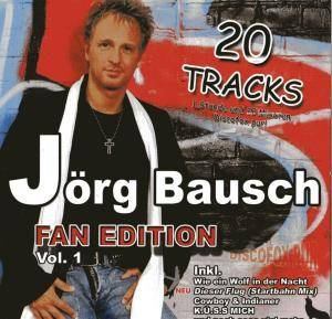 Cover - Jörg Bausch: Fan Edition Vol. I