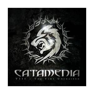 Catamenia: VIII: The Time Unchained - Cover