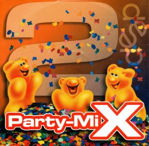 Deep Party-Mix 2 - Cover