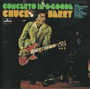 Cover - Chuck Berry: Concerto In B Goode