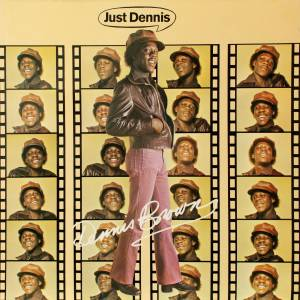 Cover - Dennis Brown: Just Dennis