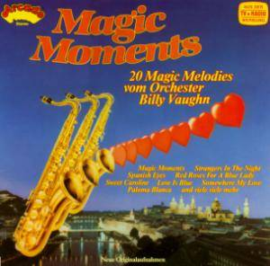 Billy Vaughn & His Orchestra: Magic Moments - Cover