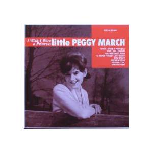 Cover - Little Peggy March: I Wish I Were A Princess