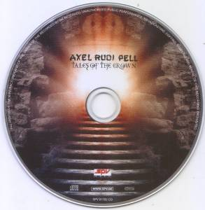 Axel Rudi Pell: Tales Of The Crown (CD) - Bild 3