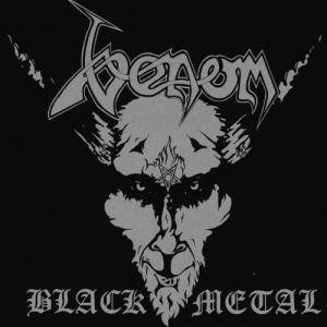 Venom: Black Metal - Cover