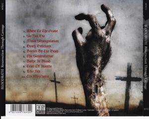 Bloodbath: Resurrection Through Carnage (CD) - Bild 2