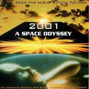 Cover - Cecil Holmes: 2001 - A Space Odyssey & 2010