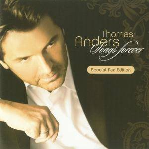 Cover - Thomas Anders: Songs Forever