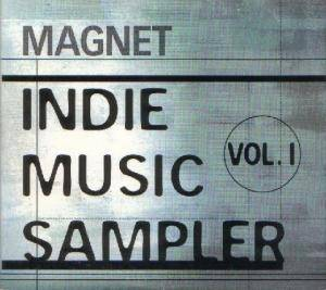 Cover - Tear Garden, The: Magnet Indie Music Sampler Vol. I