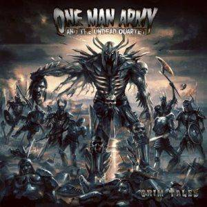 One Man Army And The Undead Quartet: Grim Tales (CD + DVD) - Bild 1