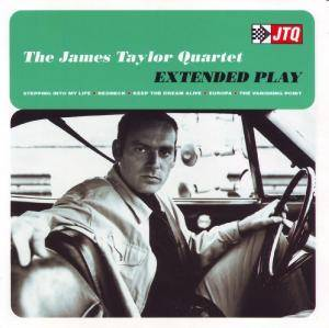 James Taylor Quartet: Extended Play - Cover