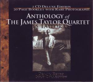 James Taylor Quartet: Anthology Of The James Taylor Quartet - Cover