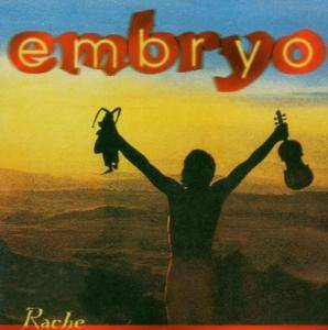 Embryo: Embryo's Rache - Cover