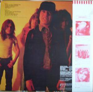 AC/DC: Powerage (LP) - Bild 2